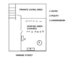 mission floor plan